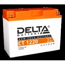 5 причин использовать мотоаккумуляторы Delta