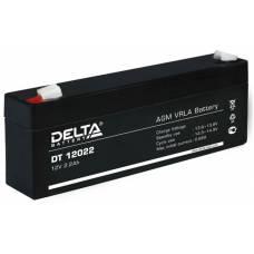 Аккумулятор Delta DT 12022