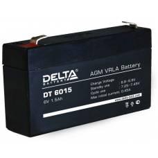 Аккумулятор Delta DT 6015