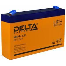 Аккумулятор Delta HR 6-7,2
