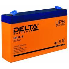 Аккумулятор Delta HR 6-9 (634W)