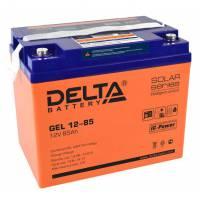 Аккумулятор Delta GEL 12-85