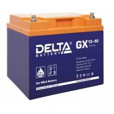 Аккумулятор Delta GX 12-40 Xpert