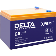 Аккумулятор Delta GX 12-12 Xpert