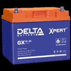 Аккумулятор Delta GX 12-45 Xpert